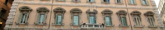 MARTEDI' 11 MAGGIO IN SENATO PRESENTAZIONE INTERGRUPPO PARLAMENTARE SULLA CRONICITA'